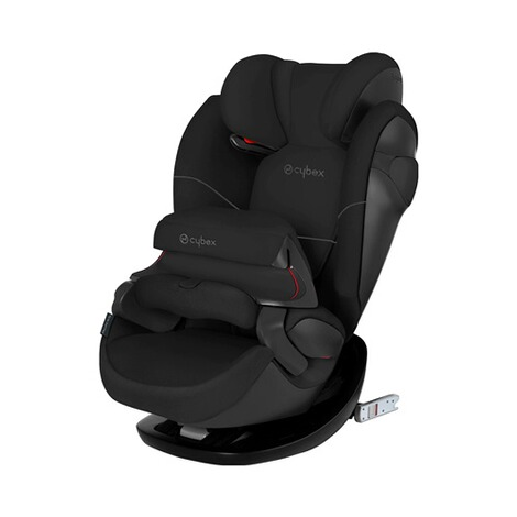 Cybex SILVER Pallas M-fix Kindersitz  pure black 1