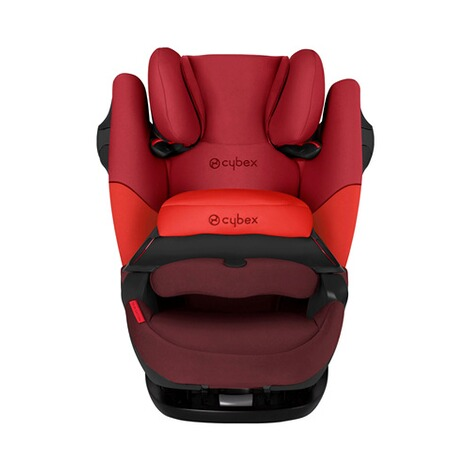Cybex SILVER Pallas M-fix Kindersitz  rumba red 6