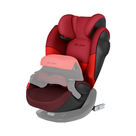 Cybex SILVER Pallas M-fix Kindersitz  rumba red 3