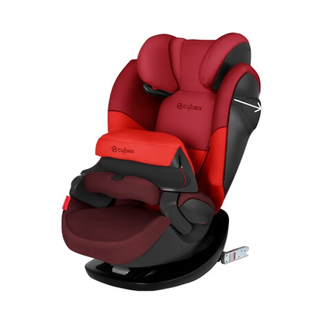 Cybex SILVER Pallas M-fix Kindersitz  rumba red 2