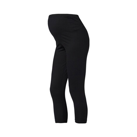 MAMALICIOUS®2er-Pack Umstands-Leggings Lea Organic Cotton 2