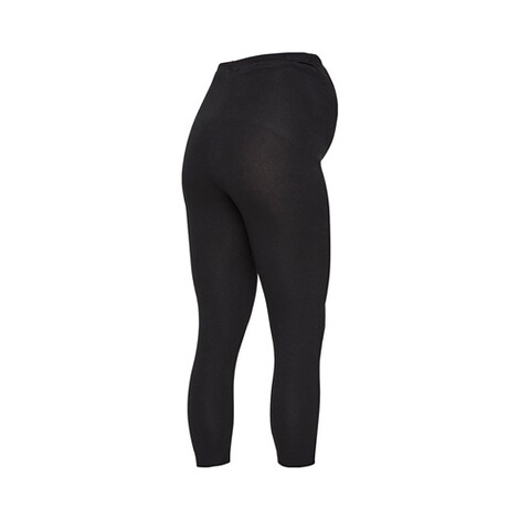MAMALICIOUS®2er-Pack Umstands-Leggings Lea Organic Cotton 3