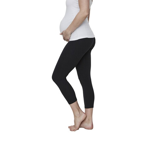 MAMALICIOUS®2er-Pack Umstands-Leggings Lea Organic Cotton 5
