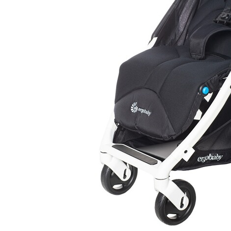 Ergobaby®Metro Compact City Buggy  Blue 7