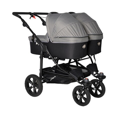 TFK  Tragewanne Twin mit Adapter für Twin Trail, Twin Adventure  Quiet Shade 6