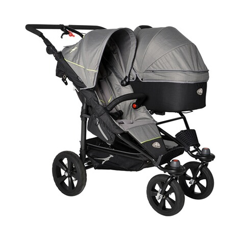 TFK  Tragewanne Twin mit Adapter für Twin Trail, Twin Adventure  Quiet Shade 5