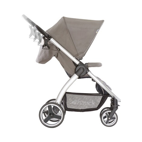 HAUCK  Lift Up 4  Buggy mit Liegefunktion  Charcoal 6