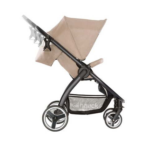 HAUCK  Lift Up 4  Buggy mit Liegefunktion  Fungi 5