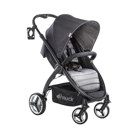 HAUCK  Lift Up 4  Buggy mit Liegefunktion  Caviar/Stone 1
