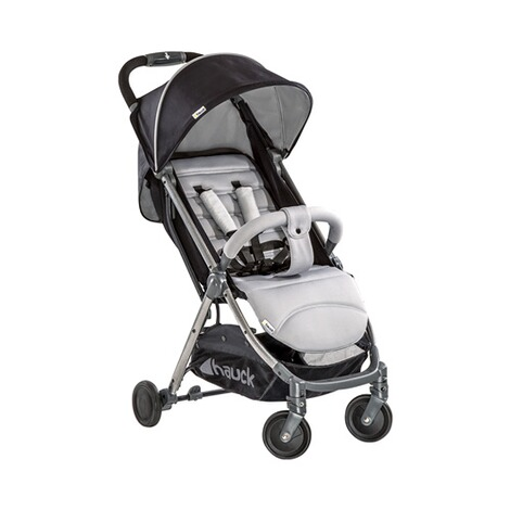 Hauck  Swift Plus Buggy mit Liegefunktion  Silver/Charcoal 1