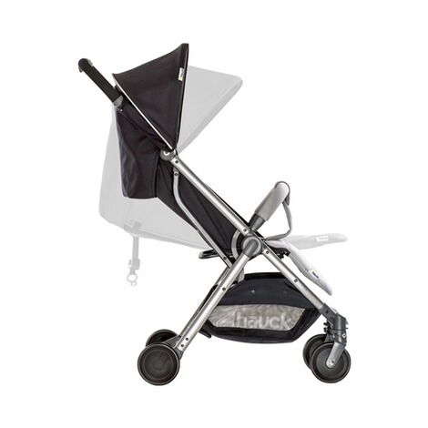 Hauck  Swift Plus Buggy mit Liegefunktion  Silver/Charcoal 5