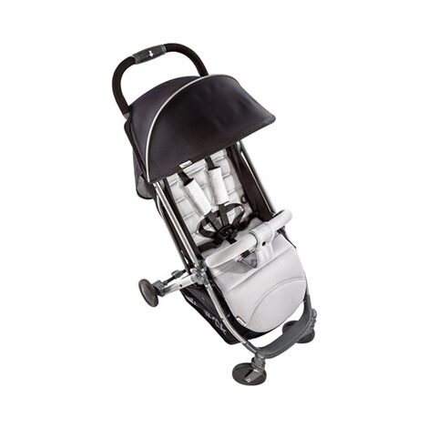 Hauck  Swift Plus Buggy mit Liegefunktion  Silver/Charcoal 4