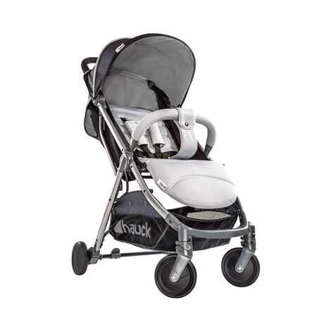Hauck  Swift Plus Buggy mit Liegefunktion  Silver/Charcoal 2