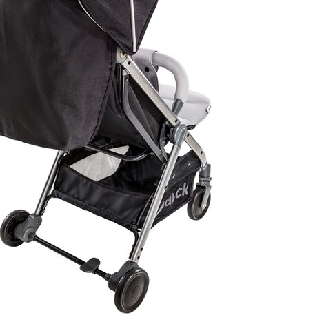 Hauck  Swift Plus Buggy mit Liegefunktion  Silver/Charcoal 11