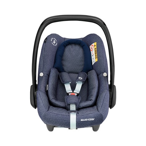 Maxi-Cosi ROCK i-Size Babyschale  Sparkling Blue 2
