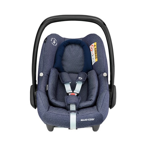 Maxi-Cosi ROCK i-Size Babyschale  Sparkling Blue 4