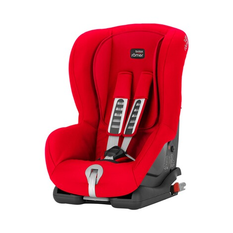 Britax Römer  Duo Plus Kindersitz  fire red 1