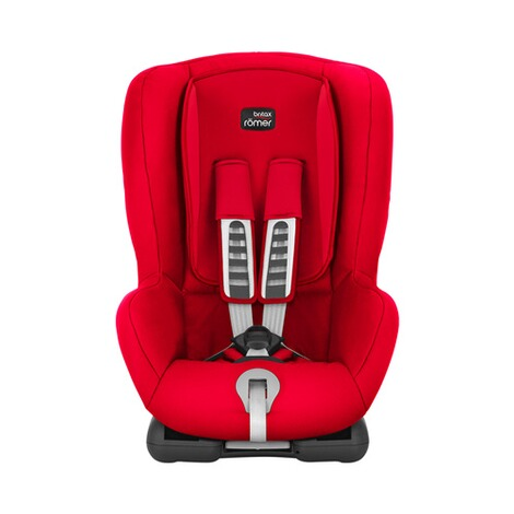 Britax Römer  Duo Plus Kindersitz  fire red 2