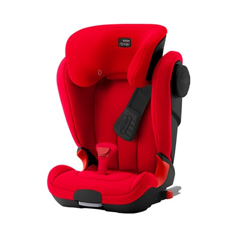 Britax Römer  Kidfix II XP SICT Kindersitz  Black Series fire red 1