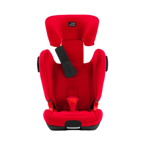 Britax Römer  Kidfix II XP SICT Kindersitz  Black Series fire red 3