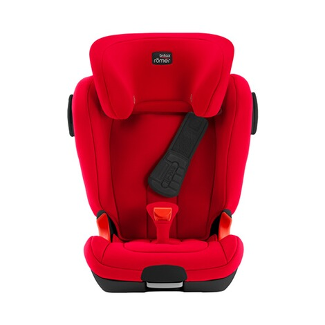 Britax Römer  Kidfix II XP SICT Kindersitz  Black Series fire red 2