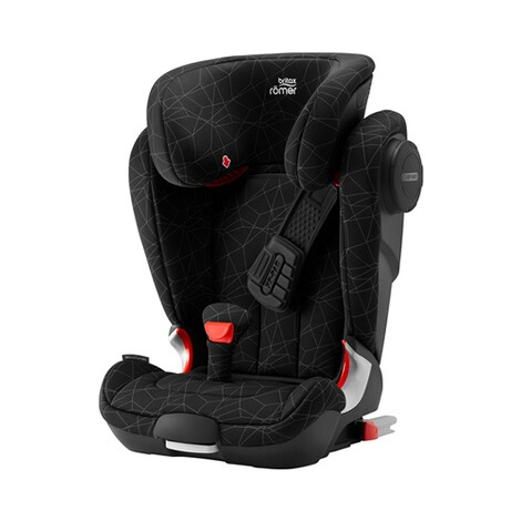 Britax Römer  Kidfix II XP SICT Kindersitz  Black Series crysal black 1
