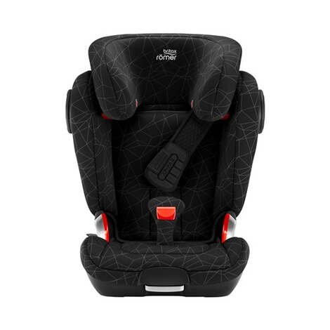 Britax Römer  Kidfix II XP SICT Kindersitz  Black Series crysal black 2