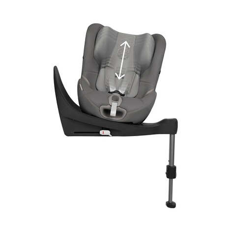 Cybex GOLD Sirona S i-Size Kindersitz  manhattan grey 8