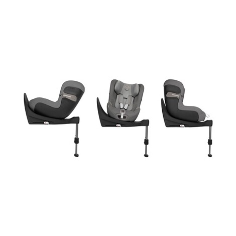 CYBEX GOLD Sirona S i-Size Kindersitz  manhattan grey 6