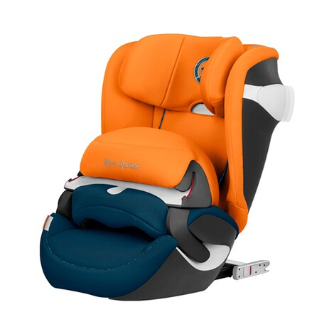 Cybex GOLD Juno M-Fix Kindersitz  tropical blue 2