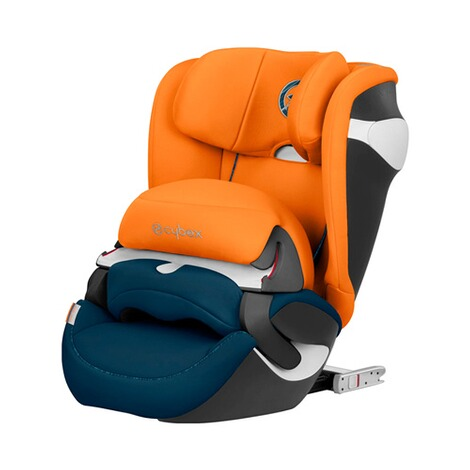 Cybex GOLD Juno M-Fix Kindersitz  tropical blue 1