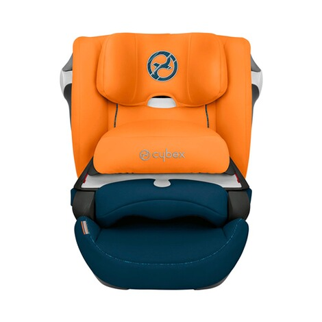 Cybex GOLD Juno M-Fix Kindersitz  tropical blue 6