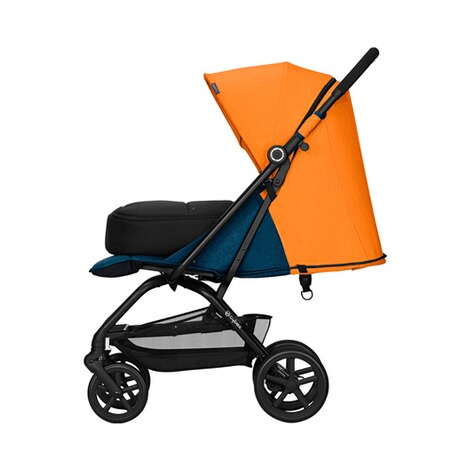 Cybex GOLD Eezy S + Buggy mit Liegefunktion  tropical blue 9