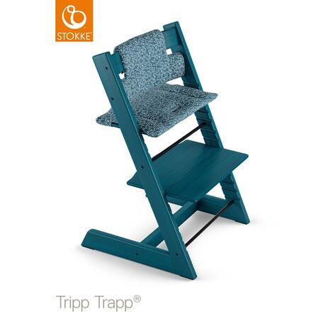 stokke tripp trapp classic sitzkissen organic cotton mit schmutzabweisender beschichtung. Black Bedroom Furniture Sets. Home Design Ideas
