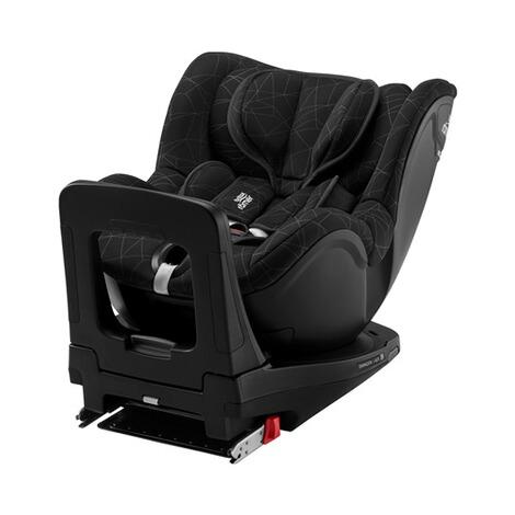 Britax Römer PREMIUM Swingfix i-Size Kindersitz Crystal Black 1