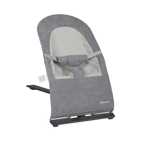 babyGO  Babywippe Fancy  grey 2