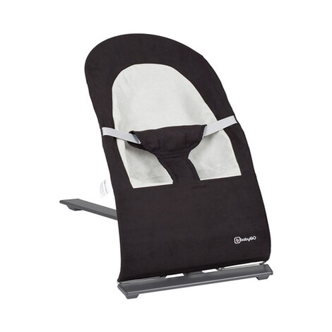 babyGO  Babywippe Fancy  black 2