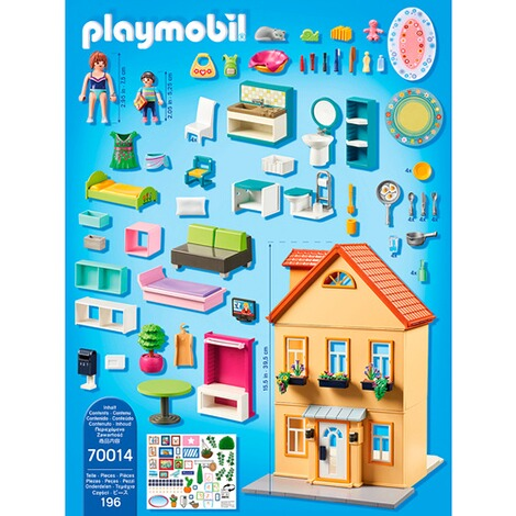Playmobil®CITY LIFE70014 Mein Stadthaus 6