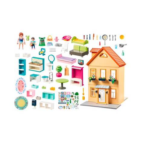 Playmobil®CITY LIFE70014 Mein Stadthaus 4
