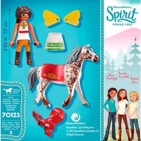 Playmobil® SPIRIT RIDING FREE 4