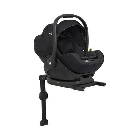 Joie  i-Level i-Size Babyschale inkl. i-Base LX  coal 8