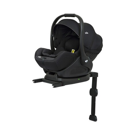 Joie  i-Level i-Size Babyschale inkl. i-Base LX  coal 9