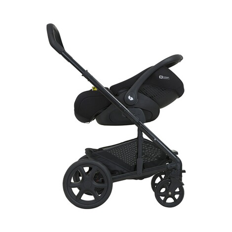 Joie  i-Level i-Size Babyschale inkl. i-Base LX  coal 11