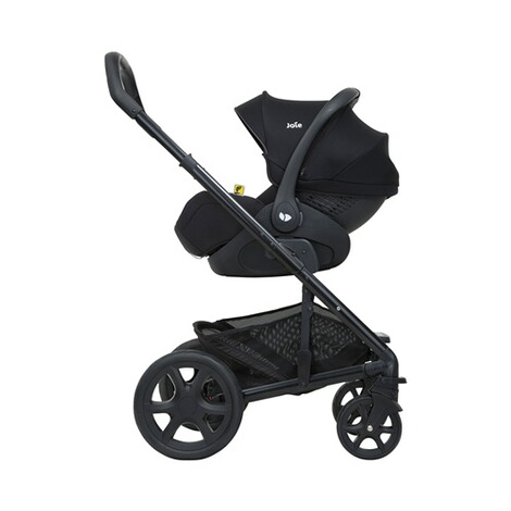 Joie  i-Level i-Size Babyschale inkl. i-Base LX  coal 10
