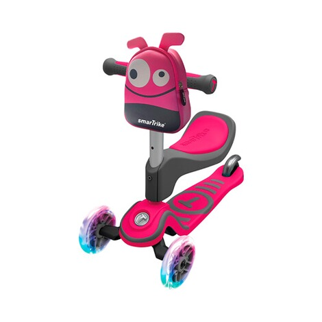 smarTrike  Scooter T1  pink 5