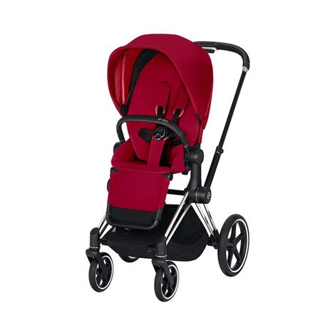 Cybex PLATINUM Sitzpaket Priam  true red 2
