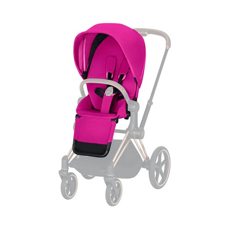 Cybex PLATINUM Sitzpaket Priam  fancy pink 1