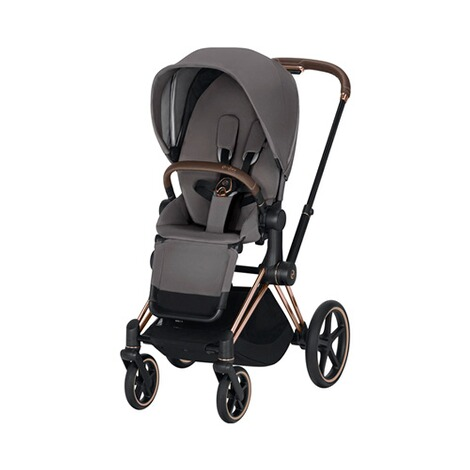 Cybex PLATINUM Sitzpaket Priam  manhattan grey 2