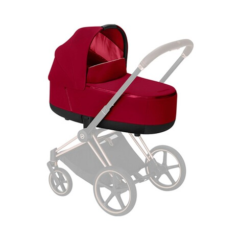 Cybex PLATINUM Tragewanne Priam Lux  True Red 1