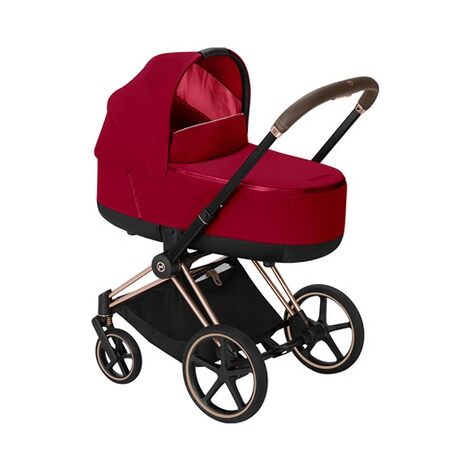 Cybex PLATINUM Tragewanne Priam Lux  True Red 3